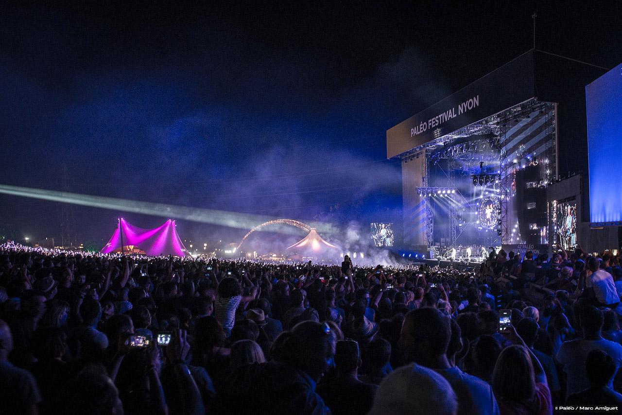 PalÈo Festival 2017 – Nyon